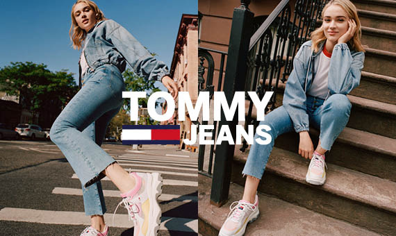 Tommy jeans naiset